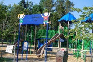 Best Playgrounds for Children in Vermont's NEK:  Lyndonville