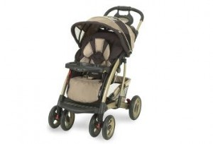 NEK Moms Watch:  Major Graco Stroller Recall