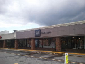 New Gap Factory Store in West Lebanon's Upper Valley Shopping Plaza