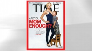 Time Magazine Cover Features Attachment Parenting Mama Breastfeeding Three Year Old