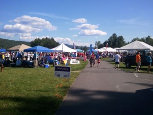 NEK Moms Photos of the Week:  St. Johnsbury Relay for Life – June 16, 2012
