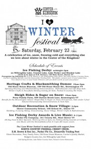 Barton Chamber of Commerce Features 1st Annual I Love Winter Festival – February 23rd